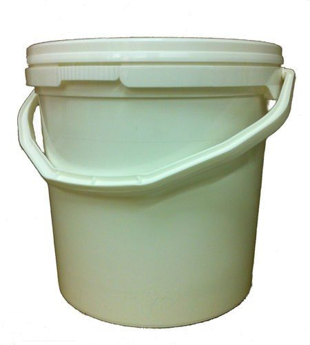From 12 99 5 X 10 Litre Plastic Buckets With Lids Hard Wearing Bucket Plastic Bucket With Lid Bucket With Lid Plastic Buckets