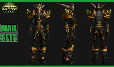 New Season 17 PvP Armor Sets WoW Some of the best World of Warcraft pics | World Of Warcraft | Pinterest & New Season 17 PvP Armor Sets WoW Some of the best World of Warcraft ...