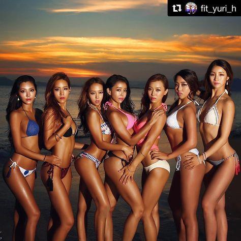 bikiniathlete #Repost @fit_yuri_h with...