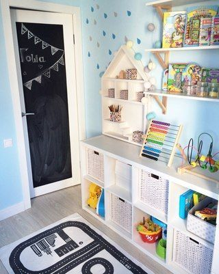 Playroom Ideas House Design And Interior Toy Space Organizationorganization Stationhousehold Organizationtoddler St Kid Room Decor Baby Room Decor Kids Room