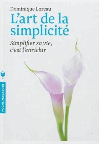 L'art De La Simplicité Pdf : l'art, simplicité, Épinglé, Pixer