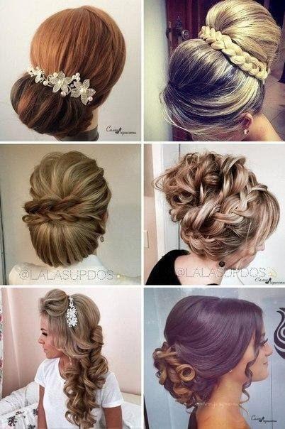 مجموعة صور تسريحات شعر للعرايس تحفة Hair Styles Cool Hairstyles Wedding Hairstyles
