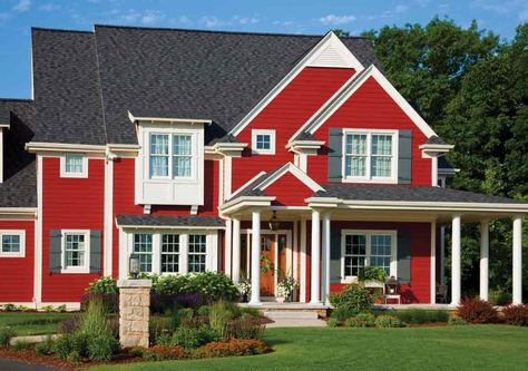 Different Types Of Siding And How To Choose What S Best For You House Siding Siding Colors Exterior House Colors