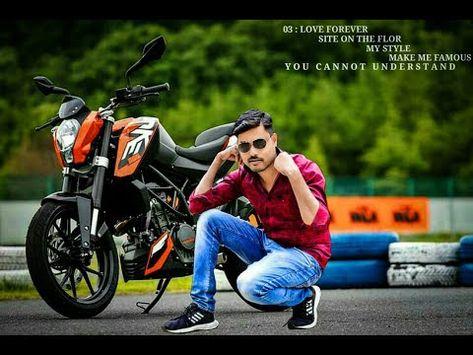 Picsart Ktm Bike Lover S Photo Editing Tutorial Bike Photo