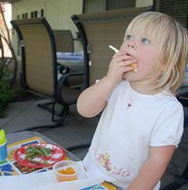 Meal time tips for your Infant and Toddler