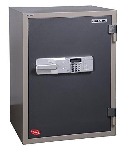 Hollon Hs 880e 2 Hour Fireproof Office Safe Amazon Best Buy Office Safe Fireproof Home Safe Electronic Lock