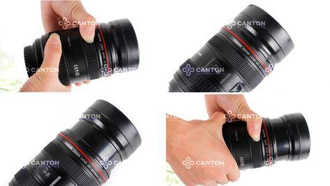 Extended Camera Lens Mug EF 24-70 Cup