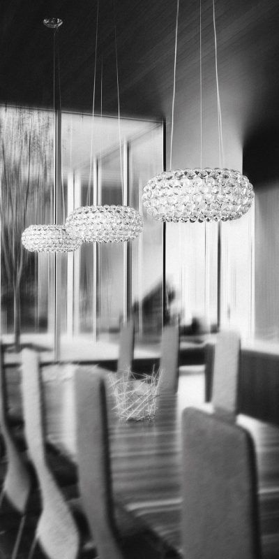 Weer Mooi Project Met Het Italiaanse Merk Foscarini Een Van De Top Merken Uit Italie Foscarini Heeft Lampen Witte Lampen Moderne Lampen Eettafel Verlichting