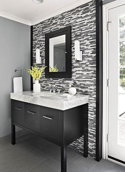 60 Ideas Bathroom Vanity Makeover Budget Sinks Bathroom Vanity Backsplash Amazing Bathrooms White Bathroom