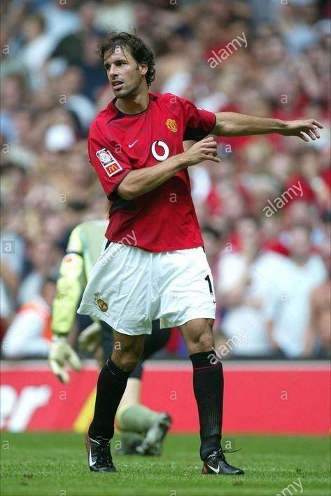 Noticias Del Futbol Europeo In 2020 Ruud Van Nistelrooy Manchester United Fun Sports