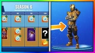 8 things you don t know about season 6 battle pass in fortnite - season 8 fortnite battle pass skins