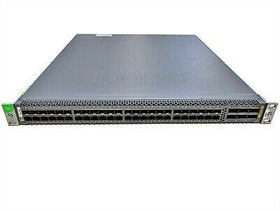 Sponsored Juniper Qfx5100 48s 3afi 48 Port 10gbe Sfp Switch In 2020 Port Switch Juniper