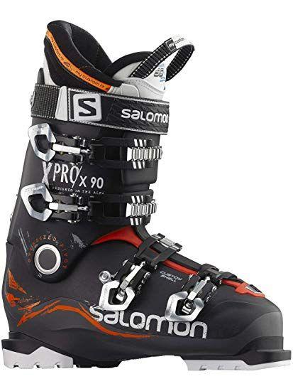 Salomon X Pro 100 Ski Boots Mens Review Ski Boots Best Golf Shoes Salomon Ski Boots