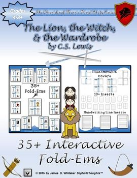 Lion The Witch And The Wardrobe Narnia C S Lewis Character