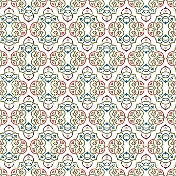 مجردة نمط هندسي سلس الخلفية مع الخط زخرفة عربى سلس Png والمتجهات للتحميل مجانا Geometric Pattern Background Geometric Pattern Abstract Geometric Art Print