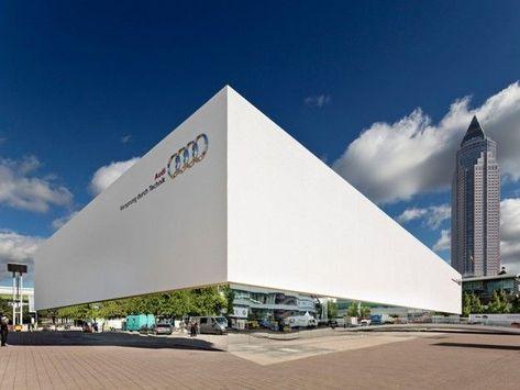 Audi - IAA Frankfurt 2013 | Schmidhuber | Exhibition Design -  - #Audi