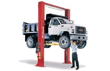 Challenger Lifts 15000 Two Post Truck Lift Lifted Trucks Lifted Cars Trucks