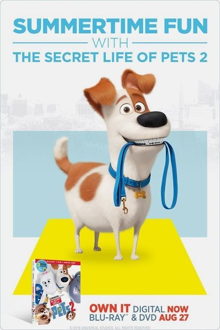 The Secret Life Of Pets 2 Trailer Max Hates Going To The Vet