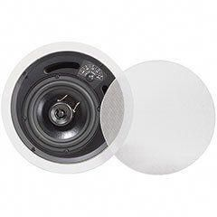 Dayton Audio Cs620ect 6 1 2 2 Way Enclosed Ceiling Speaker 70v By Dayton 64 95 For Large R Home Theater Installation Home Theater Setup Blown In Insulation