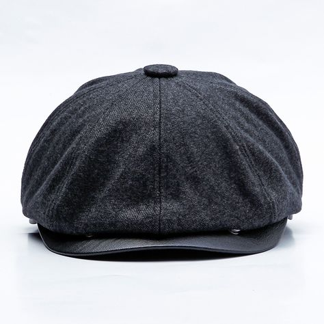 Bargain Flat Cap Herringbone by G/&H Hats Grey and Dark Grey Sizes from S to XL