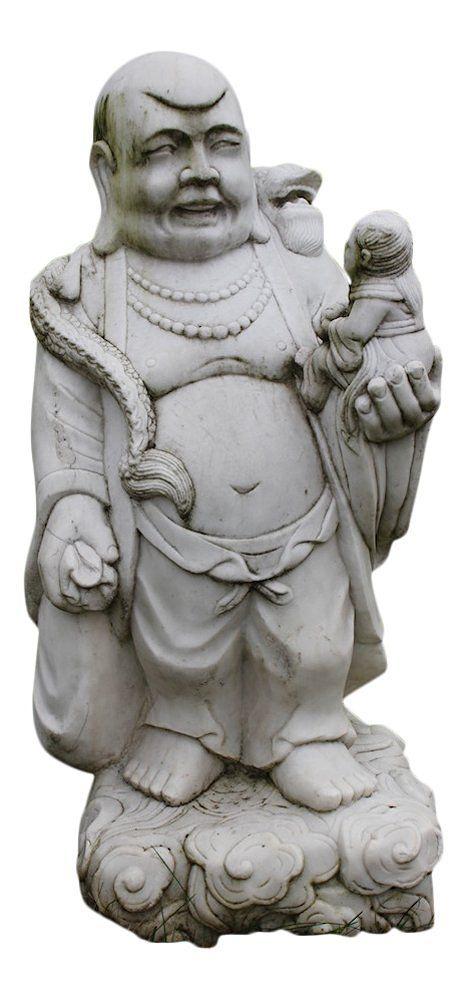 Hotei Der Lachende Buddha Gilt In Asien Als Ein Ganz Besonderes Glucks Symbol Denn Nach Den Alten Uberlieferungen D In 2020 Lachender Buddha Buddha Buddha Statuen