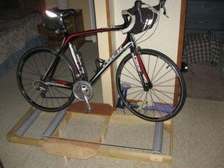 Diy Bike Rollers Bike Rollers Indoor Bike Stand Bike