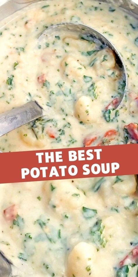 Easy Soup Recipes, Chili Recipes, Crockpot Recipes, Cooking Recipes, Dinner Recipes, Dinner Ideas, Potato Soup Recipes, Easy Crockpot Soup, Oven Recipes