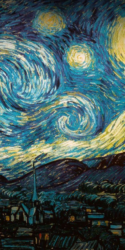 art museum aesthetic ~ art museum ` art museum aesthetic ` art museum outfit ` art museum photoshoot ` art museum wedding ` art museum architecture ` art museum date ` art museum aesthetic wallpaper Van Gogh Wallpaper, Iphone Background Wallpaper, Painting Wallpaper, Aesthetic Iphone Wallpaper, Aesthetic Wallpapers, Wallpaper Notebook, Apple Wallpaper, Lock Screen Wallpaper, Van Gogh Tapete