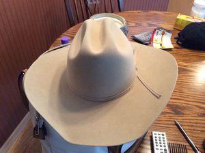 Stetson Hat Women S Sz 7 5x For Sale In Fridley Mn Stetson Hat Cowboy Hats Hats