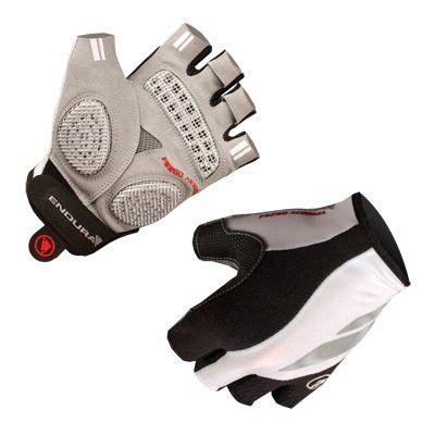 Men Women Cycling Gloves Half Finger Padded Bike Fingerless Pull Tabs ELITE