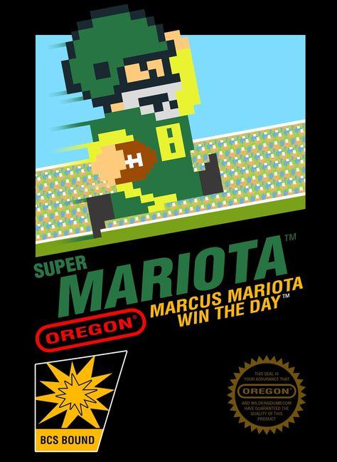 """Marcus Mariota Tennessee Titans /""""SUPER MARIOTA/"""" oregon SWEATSHIRT HOODIE"""