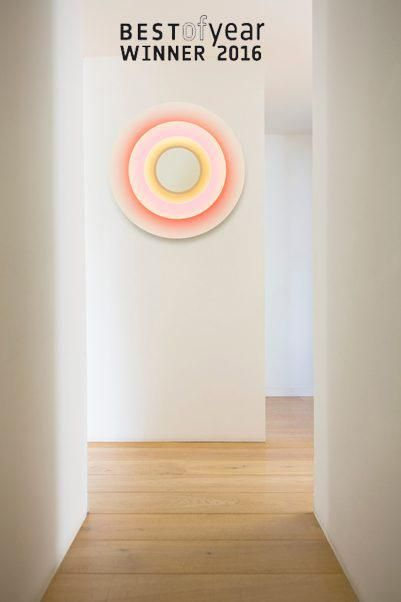 Marset Concentric Wall Light In 2020 With Images Vintage Wall Sconces Wall Sconces Bedroom Victorian Wall Sconces