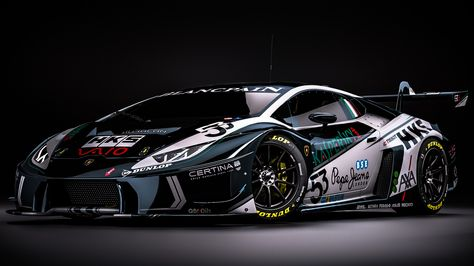 Good ArtStation   Lamborghini Huracan GT3 Fantasy Kaspersky Livery, Nanco Rocks  | Luxuri Beuty | Pinterest | Lamborghini Huracan, Lamborghini And Cars Design