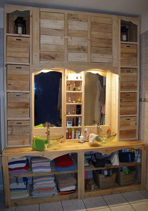 I can still remember the good old days when getting done a huge wooden wardrobe…