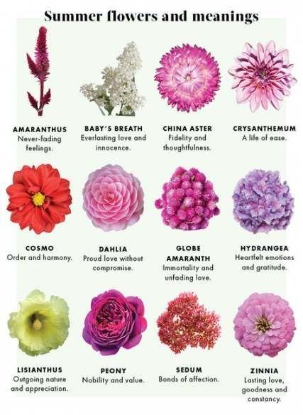 Flowers Meanings Tattoo Life 16 Ideas Flower Tattoo Meanings Flower Meanings Flowers