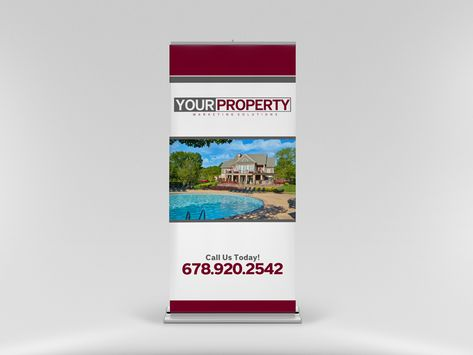 Aluminum Retractable Banners 33 Retractable Banner Vinyl Banners Banner Stands