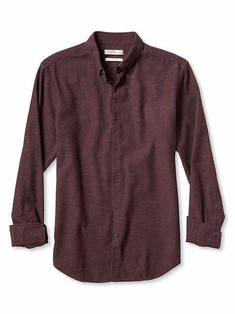 Rrive Men Stretch Long Sleeve Casual Fall Winter Button Up Print Shirt