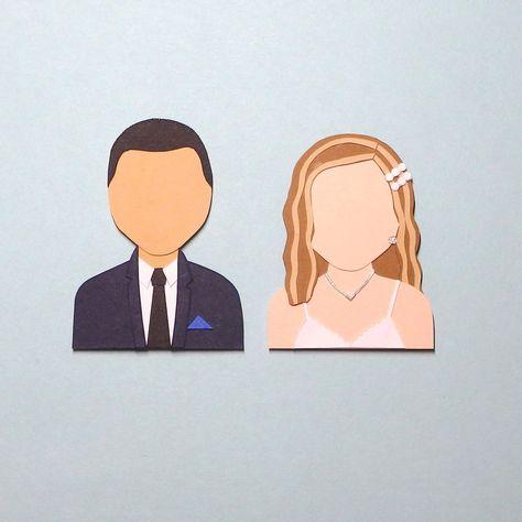 Ken & Noe 💙 @etsyuk #paper #portrait #keepsake #gift #bride #groom #paperart #handmade #firstweddinganniversary #illustration #papersculpture #paperartist #papercut #wedding #firstanniversary #blue #paperanniversary #newlyweds #mrandmrs #autumn