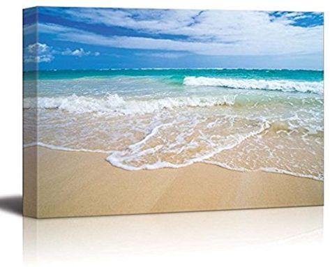 Amazon Com Wall26 Canvas Prints Wall Art Romantic Scene Of Sea