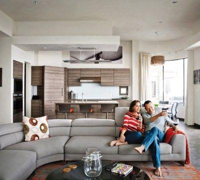 Offene Kche Wohnzimmer Ideen #LavaHot http\/\/ifttt\/2pszPIk Haus - ideen kche