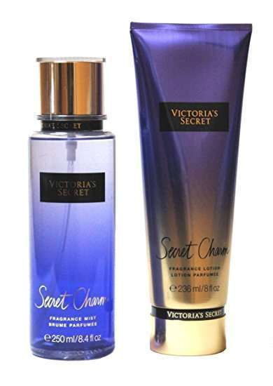 d69afc857b97a Secret Charm by Victoria's Secret Body Lotion & Fragrance Body Mist Set NEW  #VictoriasSecret
