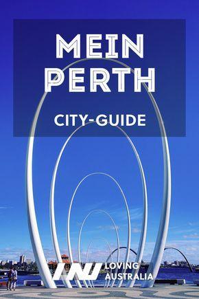 Perth In Australien Westaustralien Australien Und Perth Australien