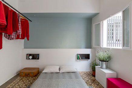 Slaapkamer inspiratie met exotische sfeer
