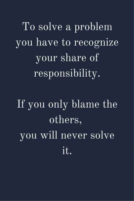 18 Family Problem Quotes And Sayings Family Quotesjoke Com Problem Quotes Responsibility Quotes Quotes About Family Problems