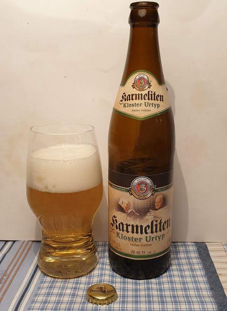Tom Testet Karmeliten Brauerei Karmeliten Kloster Urtyp Brauerei Deutsches Bier Weizenbier