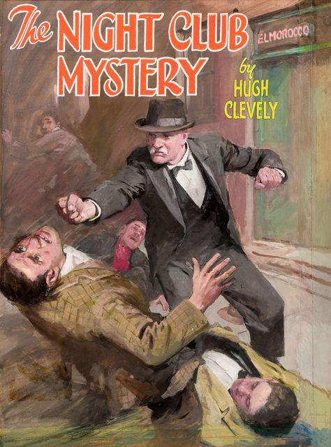 The Night Club Mystery.