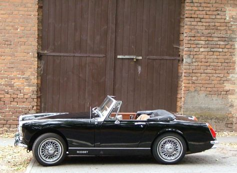 MG Midget Mark III RWA Classic Car