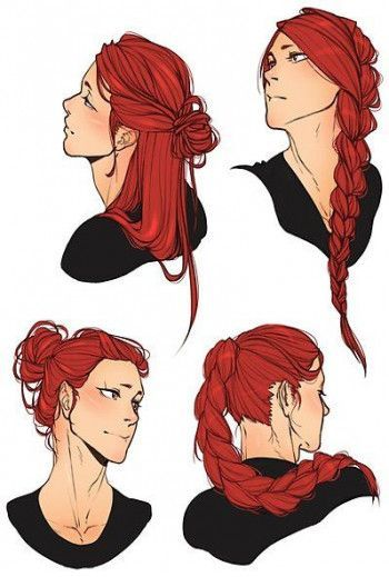 52 Ideas For Hair Tutorial Drawing Side Hairtutorial Hairstyles Long Hair Drawing Long Hair Styles How To Draw Hair