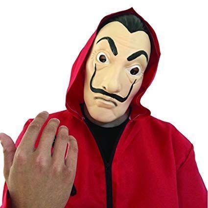 Haus Des Geldes Kostum Selber Machen Maskerix De Kostume Selber Machen Halloween Kostum Selber Machen Selber Machen