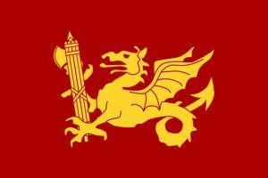 Roman Republic By Lscatilina Flag Art War Flag Coat Of Arms